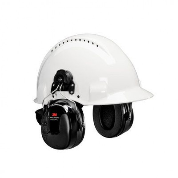 3M™ PELTOR™ WorkTunes™ Pro FM-radio, Headset, Hard hat Attached