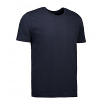 ID T-TIME T-shirt Tight Navy