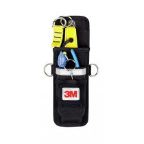 3M™ DBI-SALA® Dual Tool Holster with 2 Retractors, Belt 1500107, 1 EA