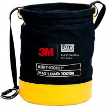 3M™ DBI-SALA® Safe Bucket 100 lb. Load Rated Hook and Loop Canvas 1500134, 1 EA