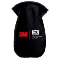 3M™ DBI-SALA® Parts Pouch, Canvas Black, Extra Deep 1500123, Small