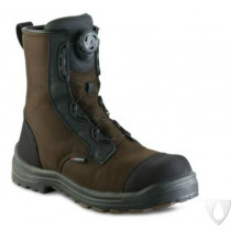Red Wing 8-inch boot, brun