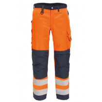 Tranemo Hi-Vis bukser orange str. 108