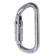 Protecta carabiner - 18 mm Twist-lock