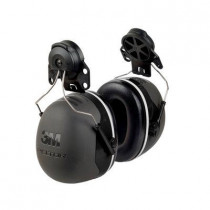 3M™ PELTOR™ X5 Earmuffs Hard Hat Attached