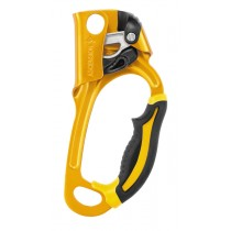 Petzl Ascension rope clamp yellow