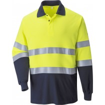 Portwest Hi-Vis Polo Sweatshirt