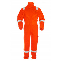 COMTEC FR ANTISTATIC COVERALL Orange 250 G/M2 (light)