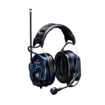 3M™ PELTOR™ WS LiteCom Headset, Over-the-head