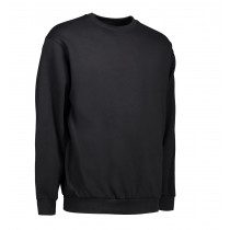 ID Klassisk Sweatshirt model 0600 Sort