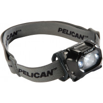 PELI HEADLAMP 2765 Z0, LED, BLACK