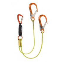 Heightec Elite Twin EA Lanyard Tri-Act